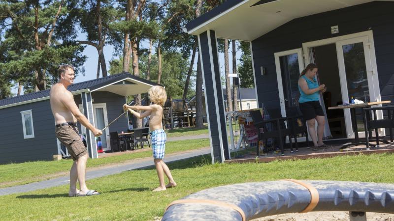 Campingplatz und lodges De Molenhof