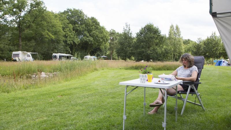 Natuurcamping Twente Olde Kottink