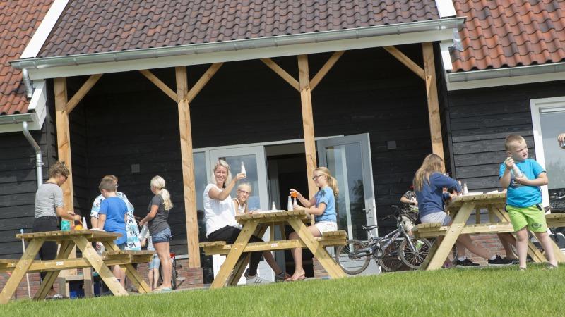 Camping & groepsaccommodatie De Bovenberg