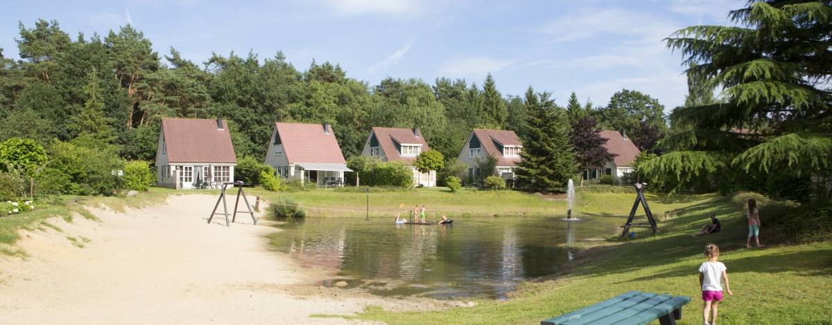 Bungalowparken in Twente