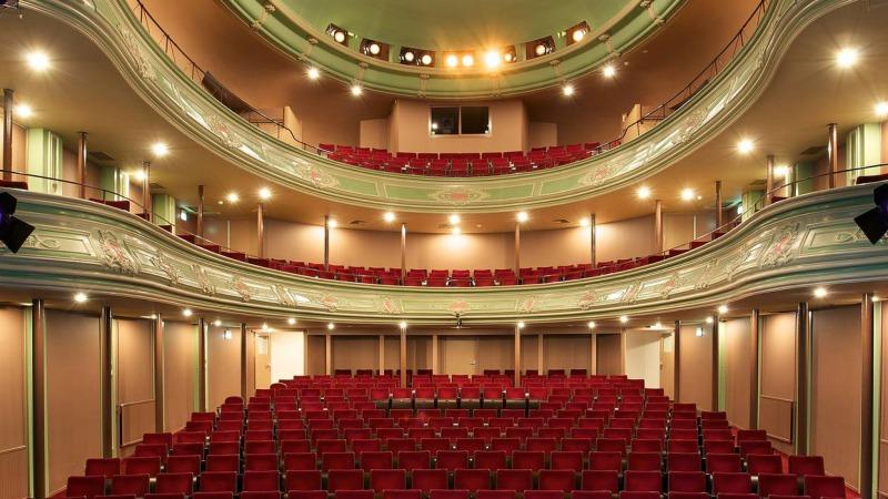 Schouwburg Odeon - Zwolse Theaters
