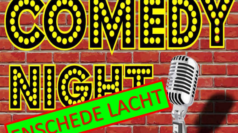 Enschede Lacht : Open Comedy Night