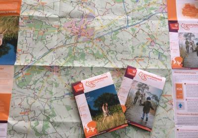Nieuw! Wandelnetwerkkaarten Twente