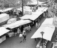 Weekmarkt Haaksbergen 125 jaar