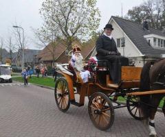 Intocht Sinterklaas in Weerselo 2019