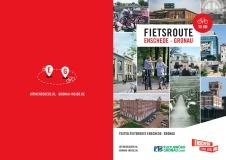 Grensoverschrijdende fietsroute Enschede-Gronau