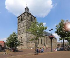Turmbesteigung St. Plechelmus basilika