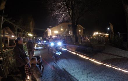 Wilgenweard Nightbike Experience