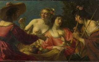 Ccoba presenteert: Kerken, kroegen en bordelen, kunst in de 17e eeuw - Han van Hagen