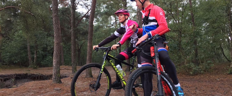 Topsporters op outdooravontuur in Twente