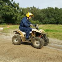Quad rijden Twente