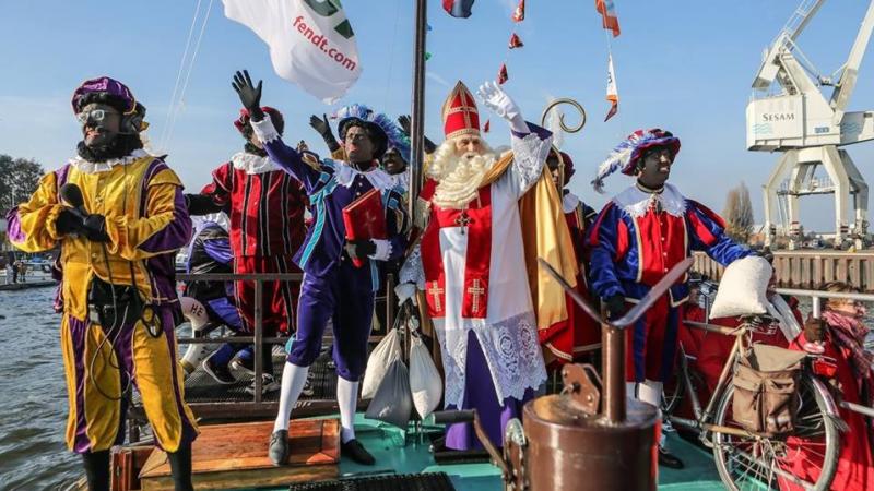 Sinterklaas intocht Enschede