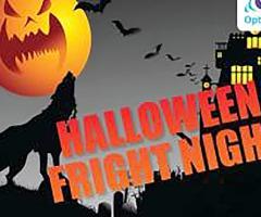 Halloween Fright Night bij De Wilder