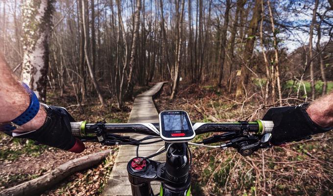 10 avontuurlijke mountainbikeroutes. Inclusief de beste van ons land