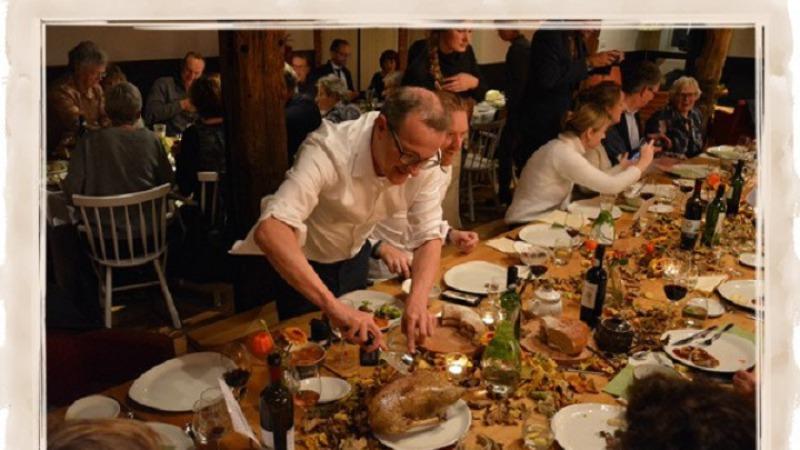 Sint Maarten diner