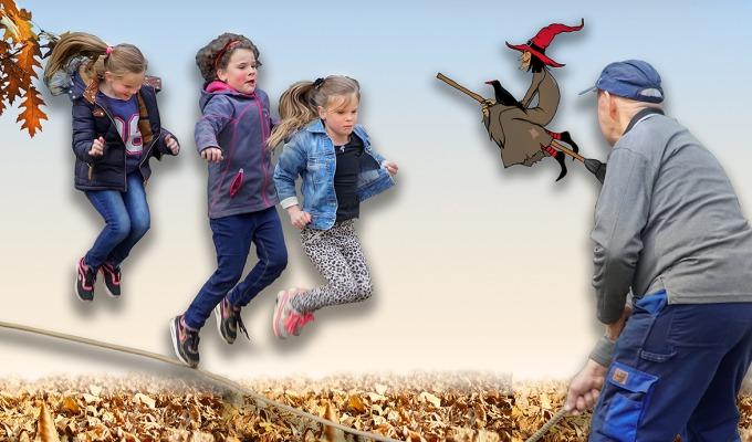 Kinderspeelmiddag Herfstvakantie Wendezoele