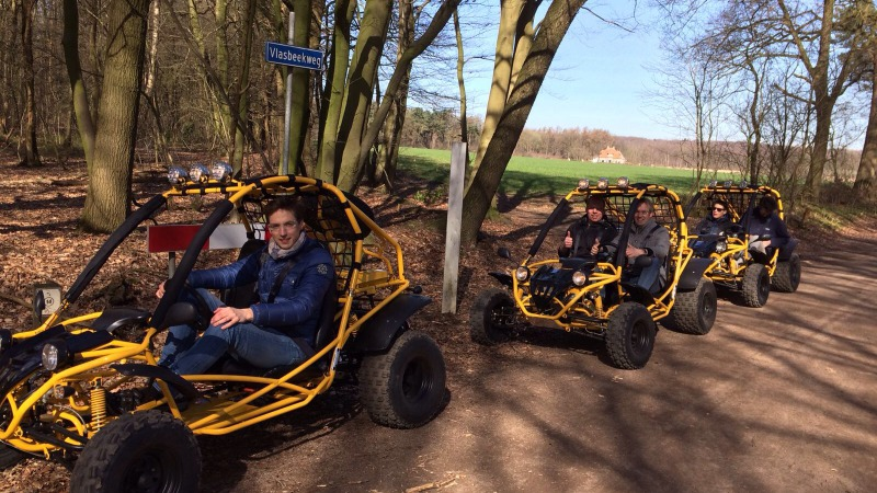 Twente Toer - Tuffen door het Tukkerland.