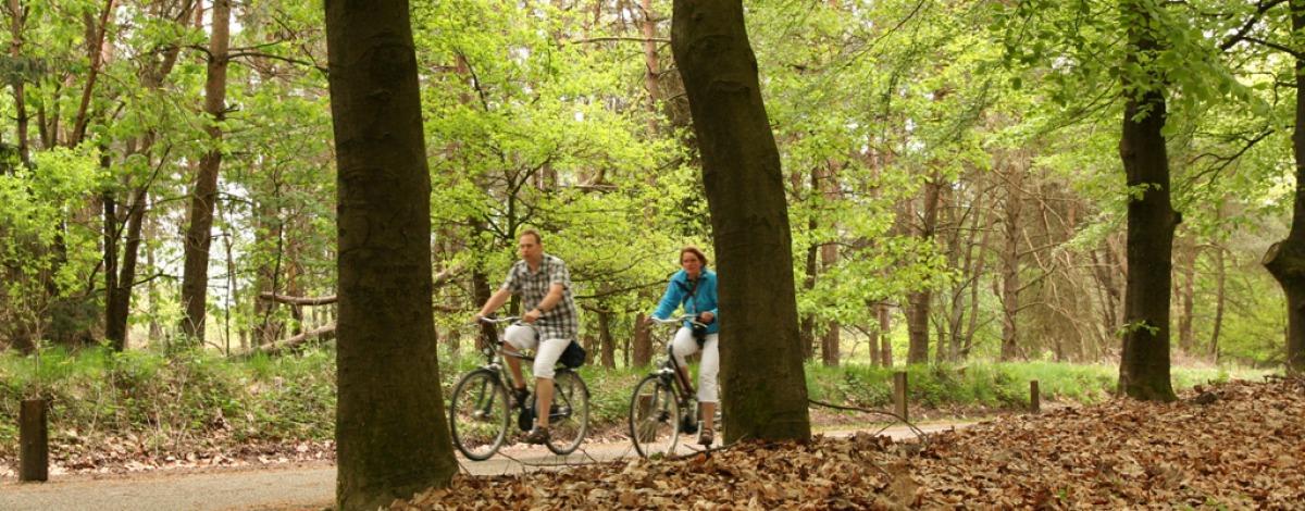 Ein Paradies für Wanderer und Radfahrer