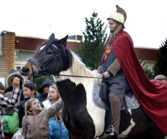 Sint Maartenoptocht in Losser