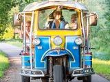 Tuktuk rijden