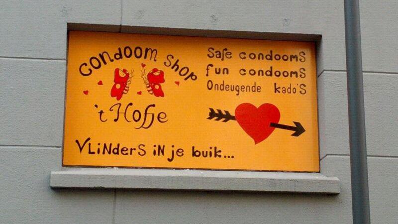Condoomshop Het Hofje