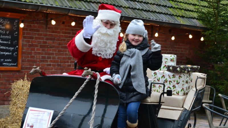 Kerstfair bij Landgoed Kaamps