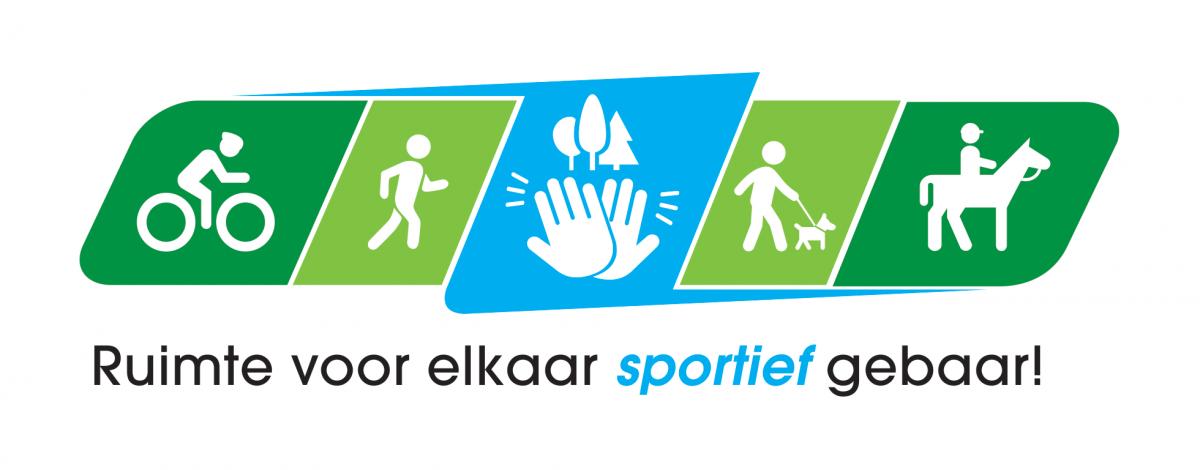 Buitencode: Ruimte voor elkaar sportief gebaar