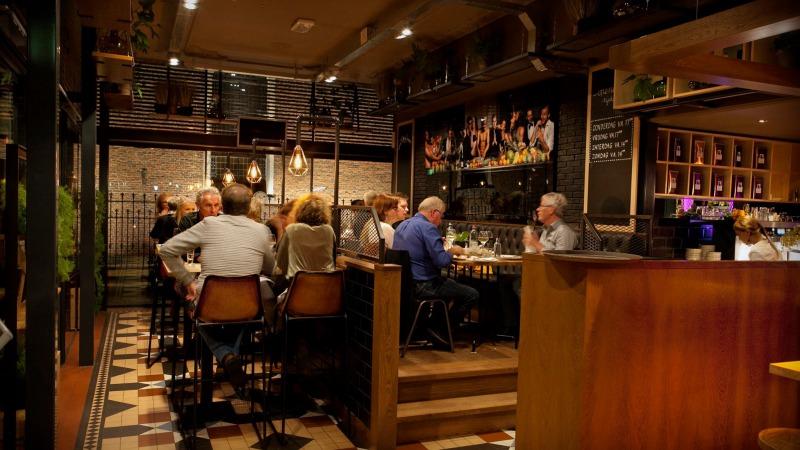 Food & Drink Club De Wethouder