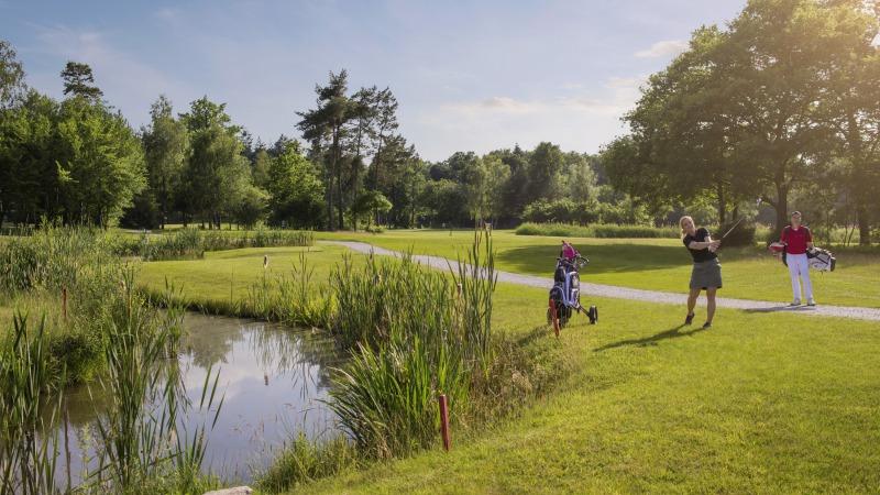 Golfbaan Het Rijk van Sybrook