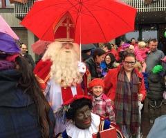 Einzug Sinterklaas