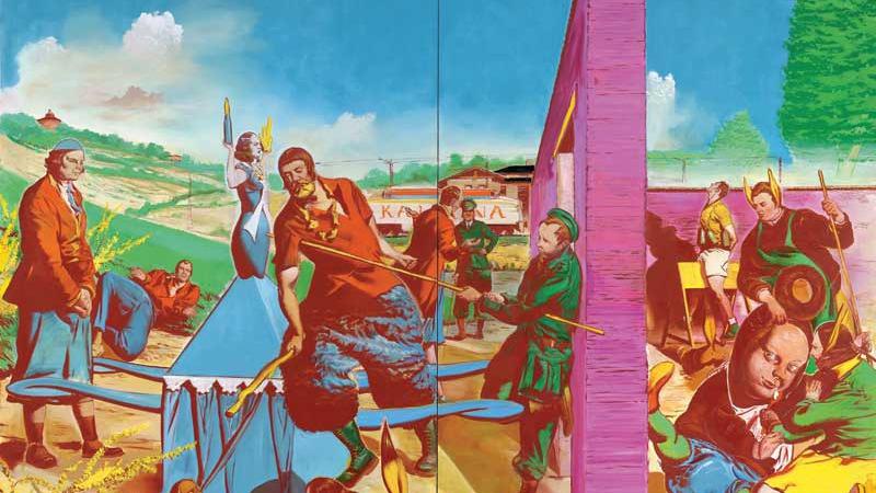 Neo Rauch. Dromos. Schilderijen 1993-2017