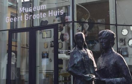 Geert Groote en de Moderne Devotie wandeling