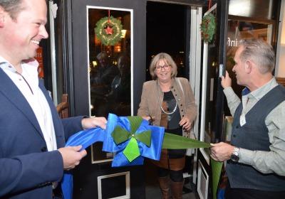 Eko Twente met VVV Informatiepunt Delden feestelijk geopend
