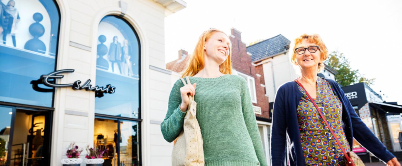 Winkelen in Rijssen; de verrassing van Twente