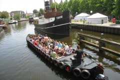 Toeristen Rondvaart Zwolle