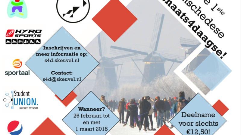 1ste Enschedese schaats4daagse