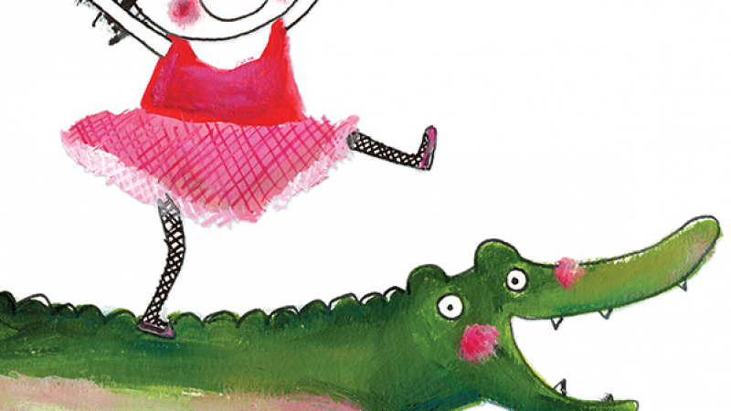 Rita & Krokodil 2+
