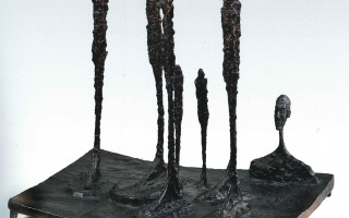 Museum de Fundatie - Giacometti-Chadwick, Facing Fear