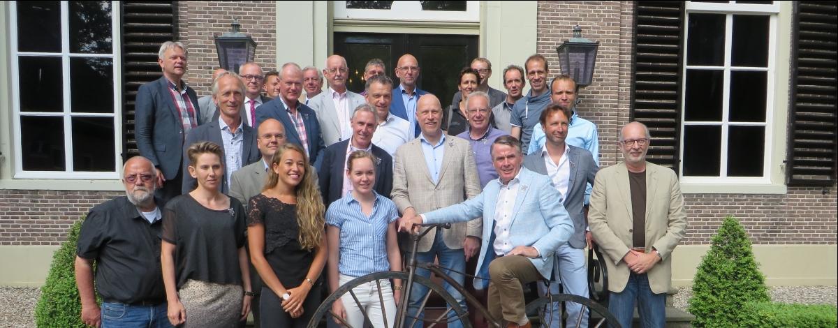 Stichting 365 dagen fietsen in Overijssel