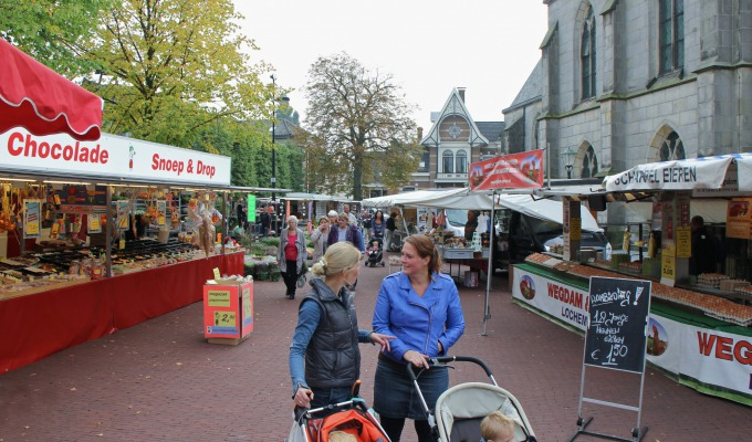Weekmarkt Haaksbergen