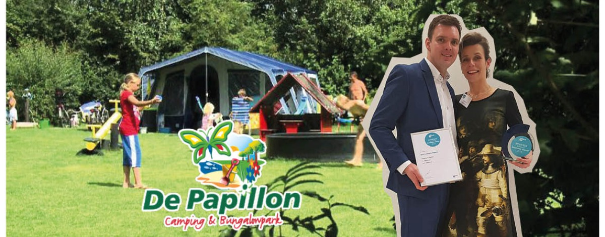 Winnaar Camping de Papillon!