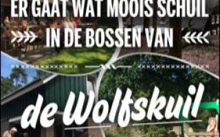 Open huis bij De Wolfskuil 25 maart 2018, wees welkom!