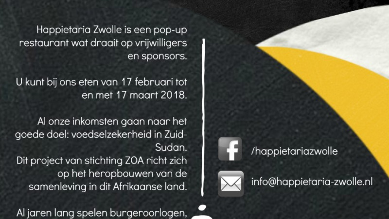 Happietaria Zwolle