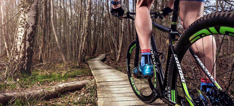 Mountainbike vakantie in Overijssel