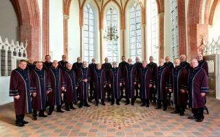 Concert Byzantijns Mannenkoor Friesland in Vilsteren