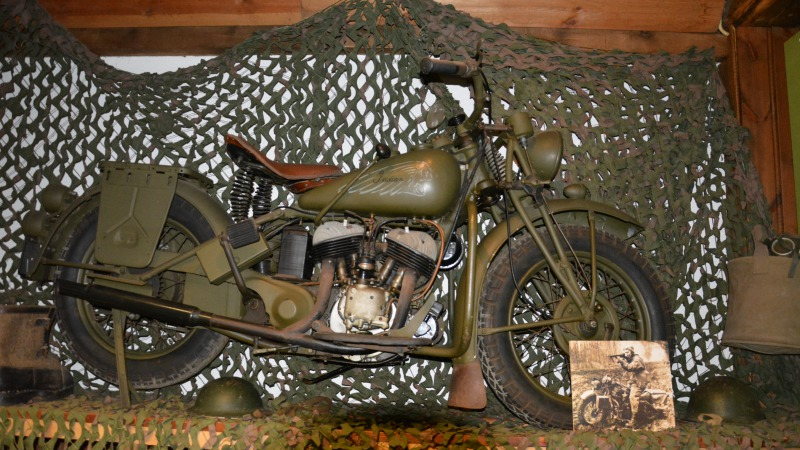 Amerikaans Motorfietsmuseum