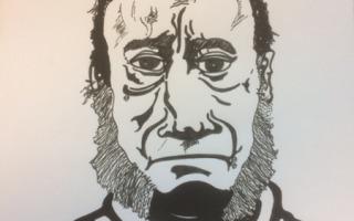 """Workshop potten draaien/ schilderen  met het thema """"Ommerschans portretten"""""""