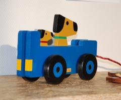 Expositie: Speelgoedsculpturen voor jong en oud