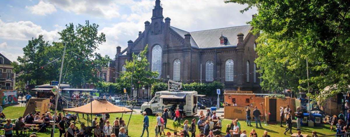 De beste festivals van Overijssel vind je in Hanzestad Zwolle!