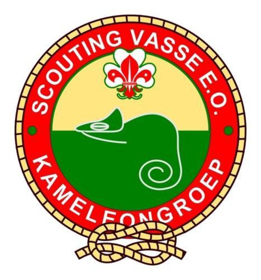 Pauzeplek Scouting Vasse